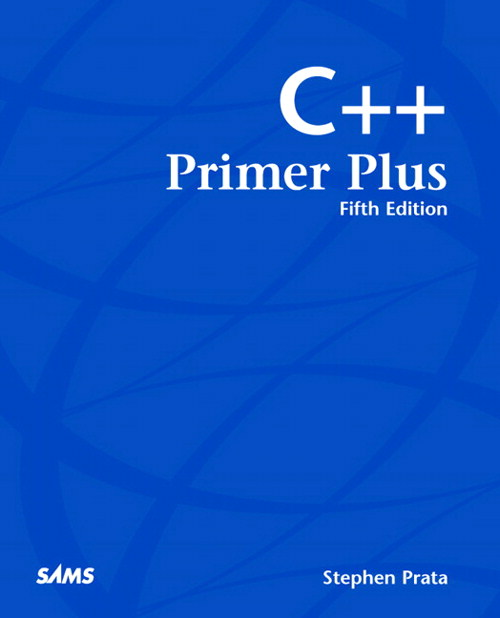 C++ Primer Plus, 5th Edition