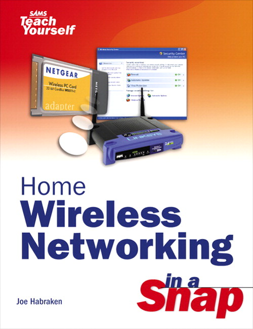 Home Wireless Networking in a Snap