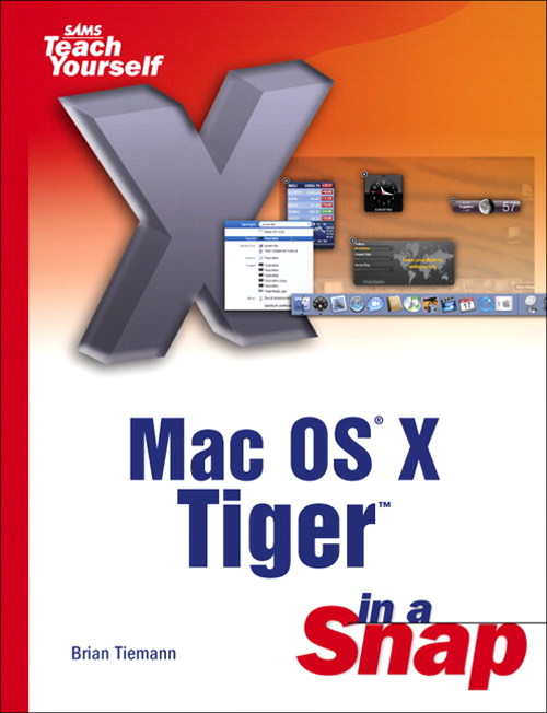 Mac OS X Tiger in a Snap