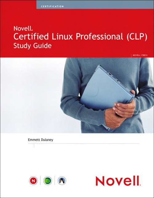 Novell Certified Linux Professional Study Guide
