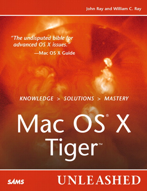 Mac OS X Tiger Unleashed