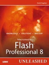 Macromedia Flash Professional 8 Unleashed