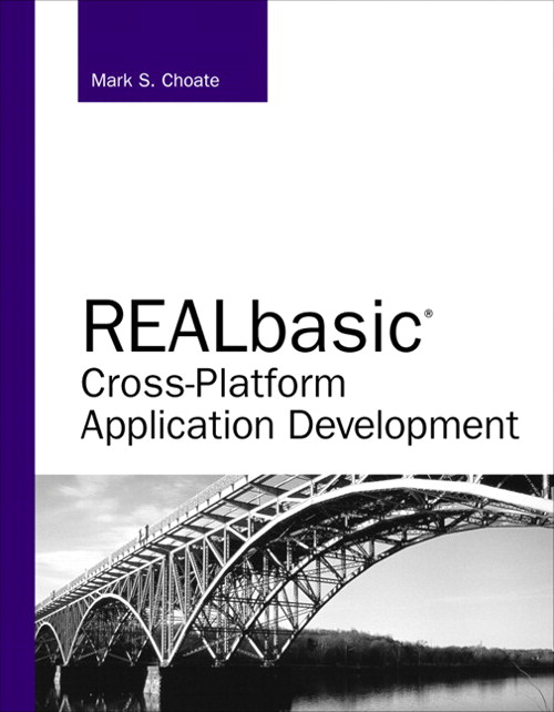 REALbasic Cross-Platform Application Development