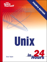 Sams Teach Yourself Unix in 24 Hours, 4th Edition