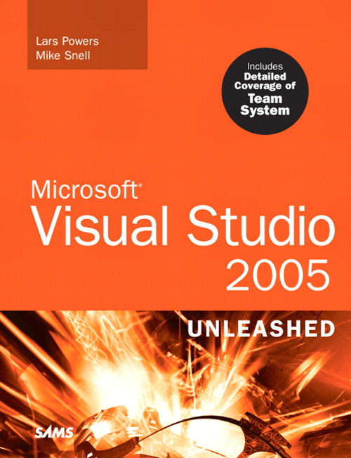 Microsoft Visual Studio 2005 Unleashed
