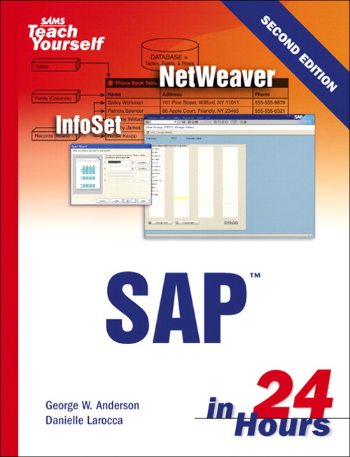 Sams Teach Yourself SAP in 24 Hours, 2nd Edition