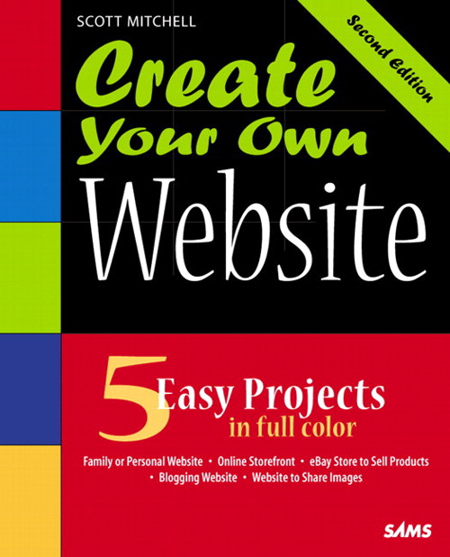 Create Your Own Website, 2nd Edition
