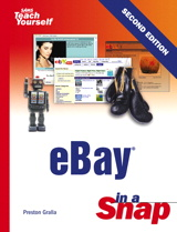 eBay in a Snap, 2nd Edition