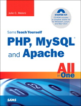 Sams Teach Yourself PHP, MySQL and Apache All in One, 4th Edition