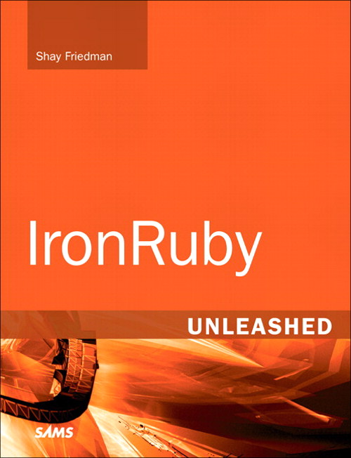 IronRuby Unleashed