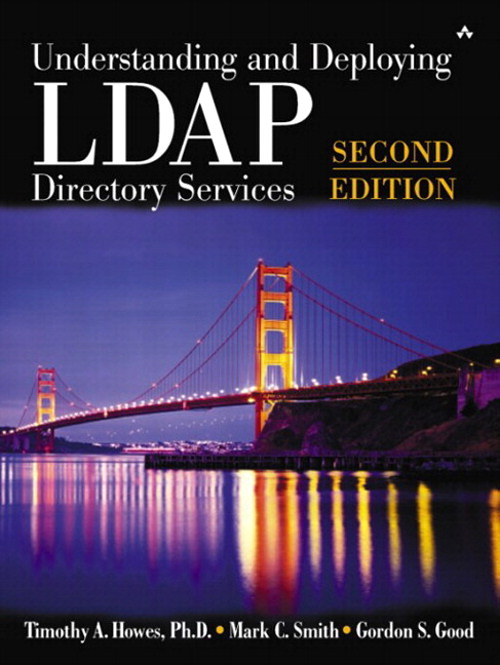 Understanding and Deploying LDAP Directory Services (paperback), 2nd Edition