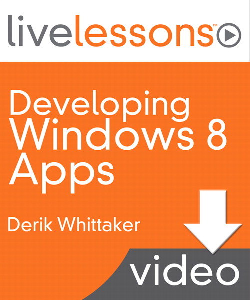 Developing Windows 8 Apps