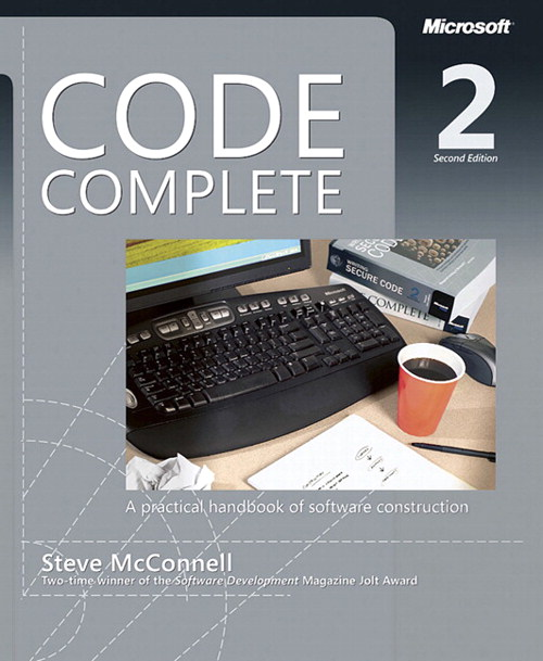 Code Complete, 2nd Edition