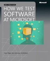 How We Test Software at Microsoft