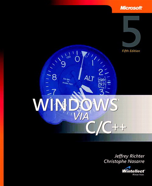 Windows via C/C++, 5th Edition