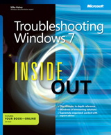 Troubleshooting Windows 7 Inside Out
