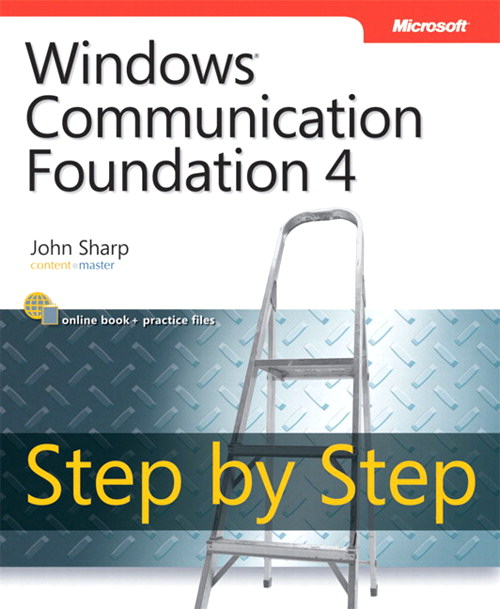 Windows Communication Foundation 4 Step by Step