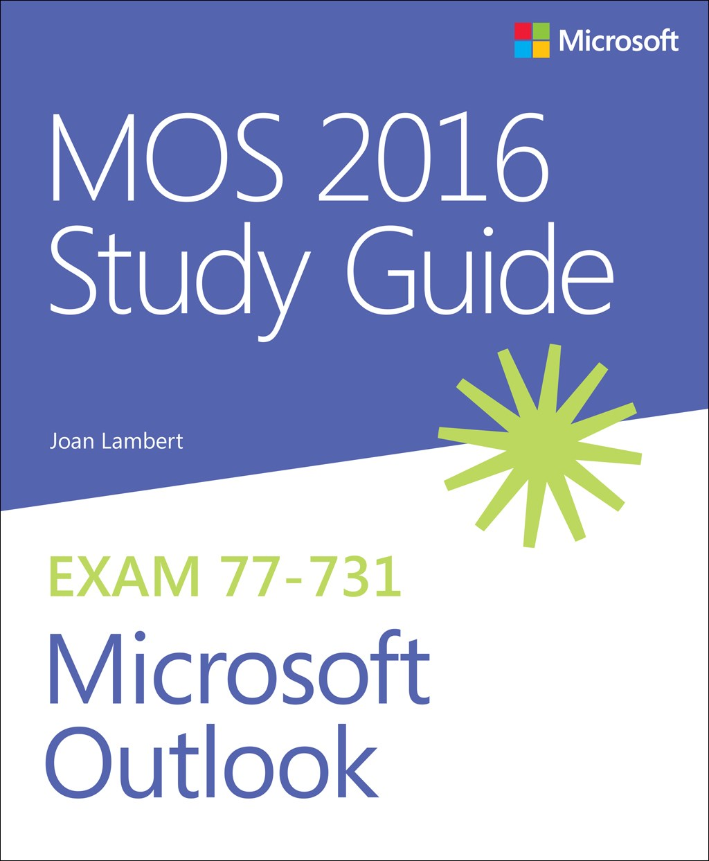 MOS 2016 Study Guide for Microsoft Outlook