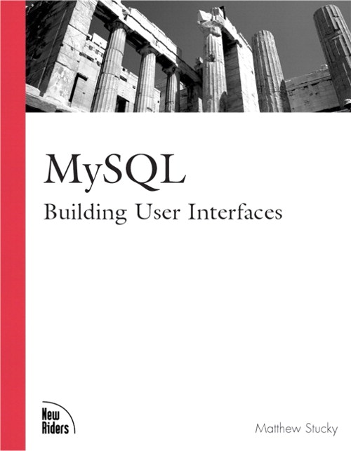 MySQL: Building User Interfaces