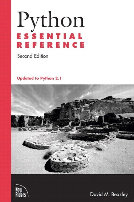 Python Essential Reference, 2nd Edition