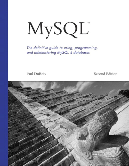 MySQL, 2nd Edition
