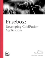 Fusebox: Developing ColdFusion Applications