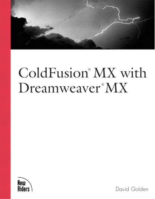 ColdFusion MX with Dreamweaver MX