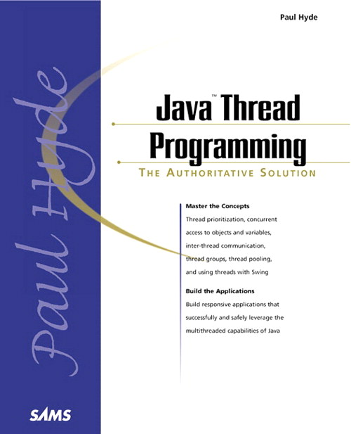Java Thread Programming