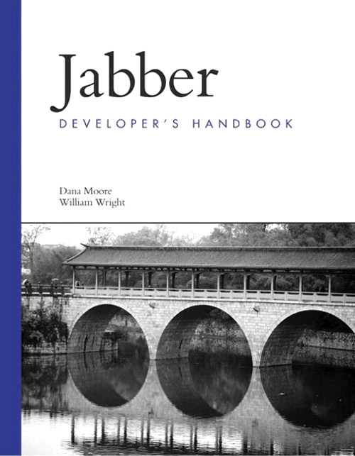 Jabber Developer's Handbook
