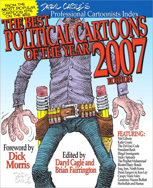 Best Political Cartoons of the Year 2007 Edition (Adobe Readers), The
