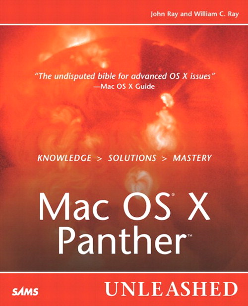 Mac OS X Panther Unleashed, 3rd Edition
