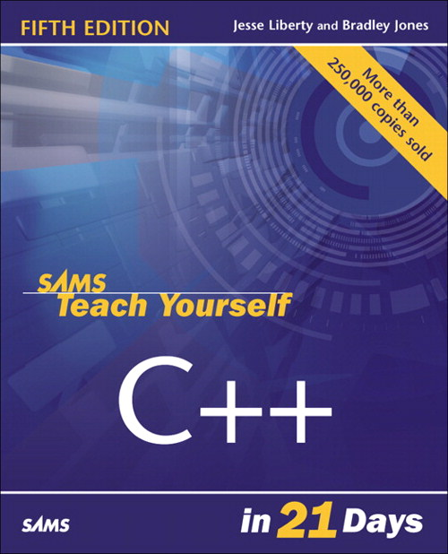 Sams Teach Yourself C++ in 21 Days, 5th Edition
