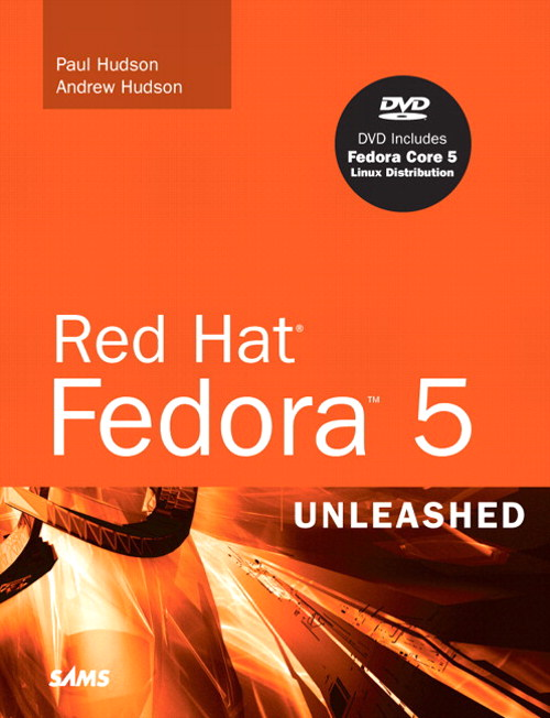 Red Hat Fedora 5 Unleashed