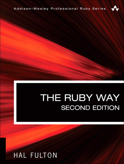 Ruby Way, The: Solutions and Techniques in Ruby Programming, Adobe Reader, 2nd Edition