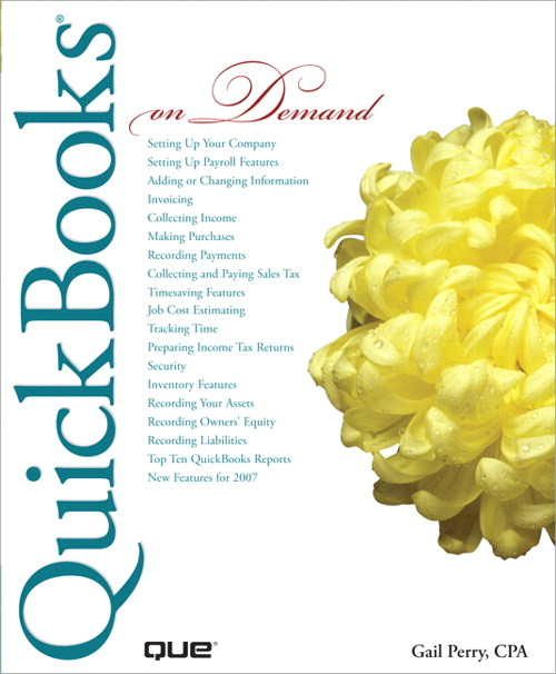 QuickBooks 2007 On Demand (Adobe Reader)