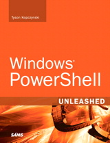 Windows PowerShell Unleashed (Adobe Reader)