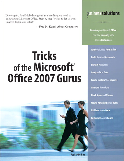 Tricks of the Microsoft Office 2007 Gurus (Adobe Reader), 2nd Edition