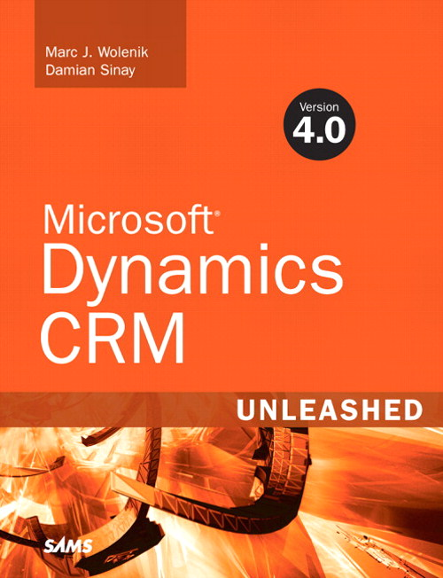 Microsoft Dynamics CRM 4.0 Unleashed (Adobe Reader)