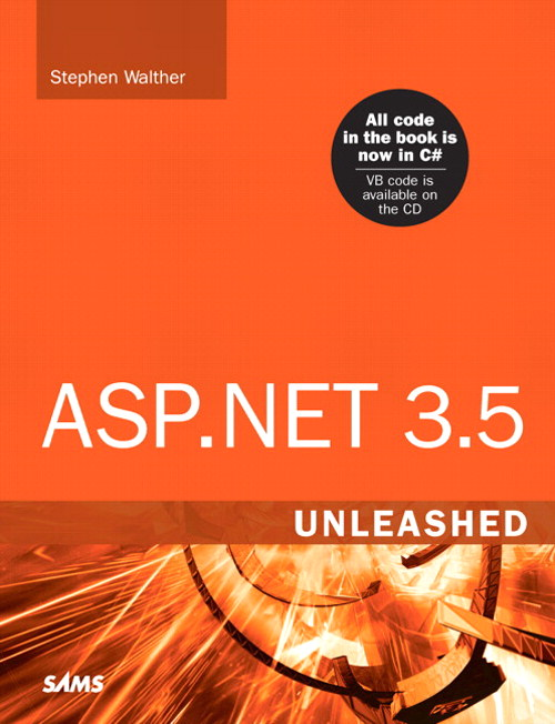 ASP.NET 3.5 Unleashed (Adobe Reader)
