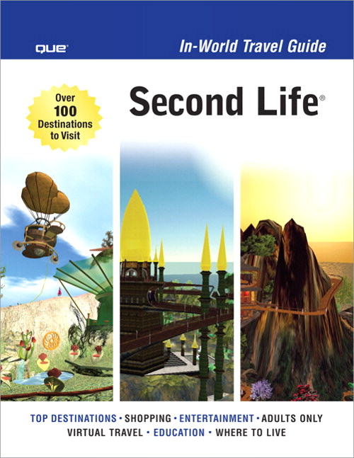 Second Life In-World Travel Guide (Adobe Reader)