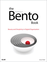 Bento Book, The: Beauty and Simplicity in Digital Organization