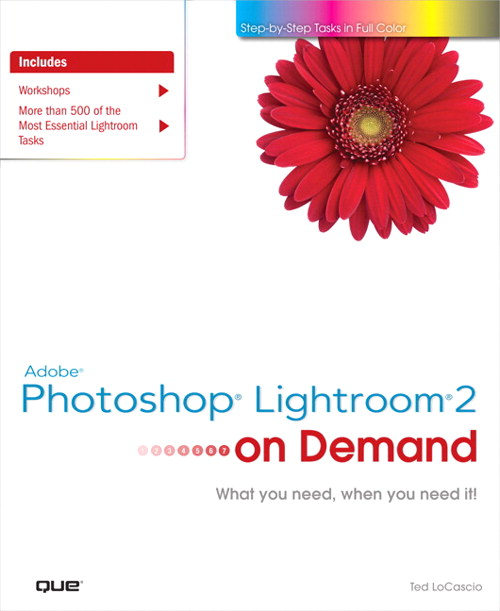 Adobe Photoshop Lightroom 2 on Demand