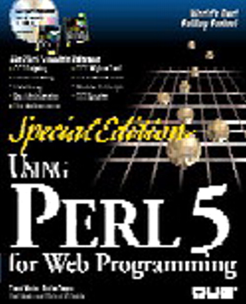 Special Edition Using Perl for Web Programming