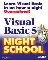 Visual Basic 5 Night School, 3rd Edition
