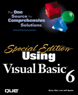Special Edition Using Visual Basic 6