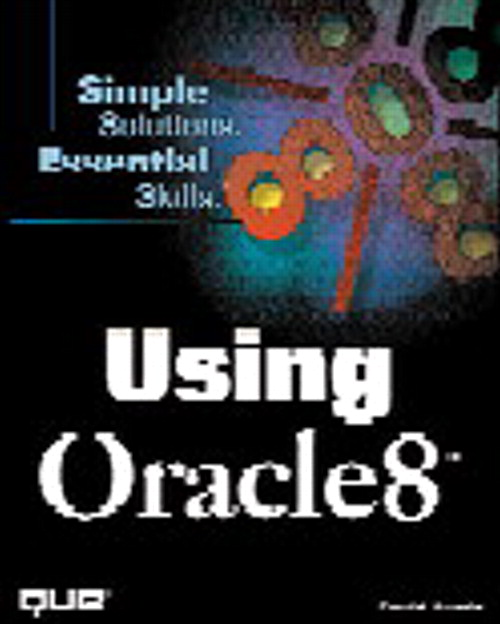 Using Oracle8
