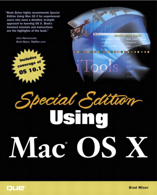 Special Edition Using Mac OS X