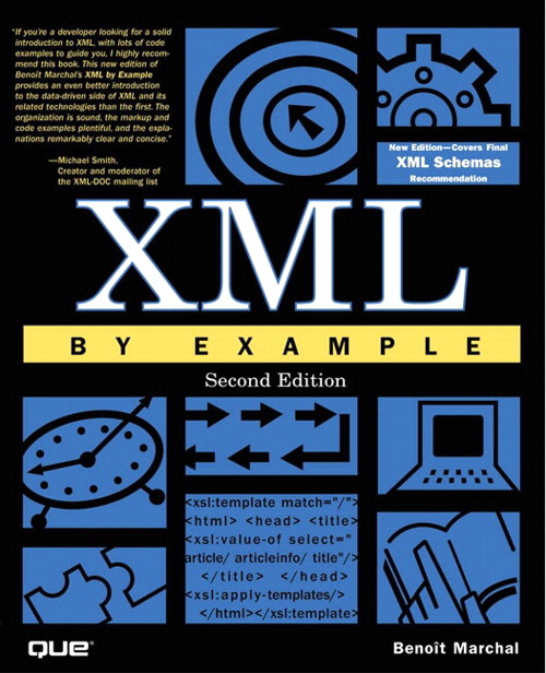 XML by Example, 2nd Edition