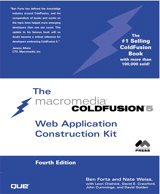 ColdFusion 5 Web Application Construction Kit, 4th Edition