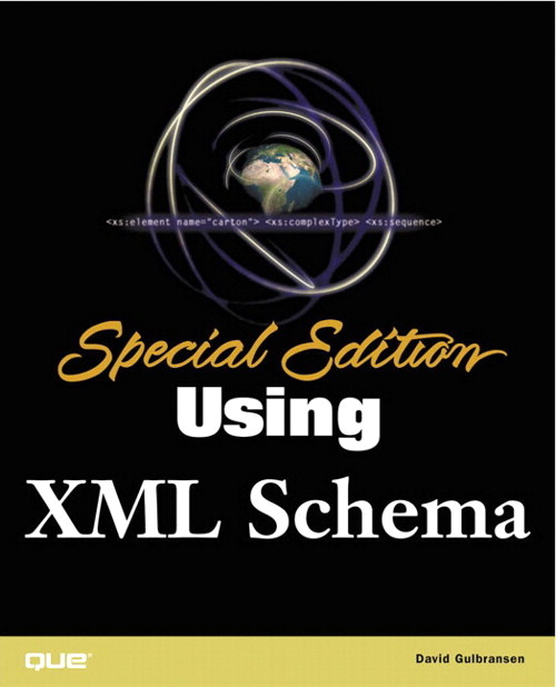 Special Edition Using XML Schema